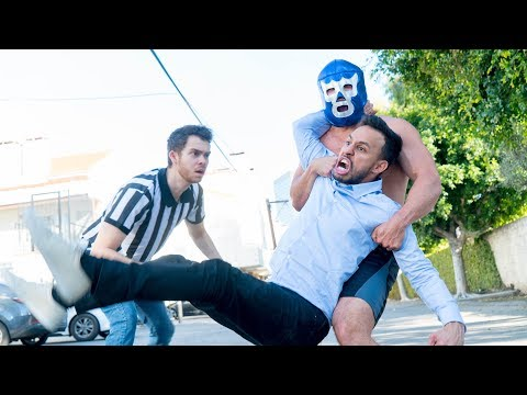 Best Excuse Ever | Anwar Jibawi & Ric Flair