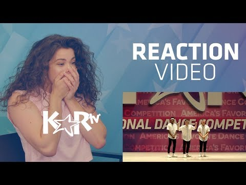 "Reaction Video KARtv - DANCE ATTACK ""To The Max"""