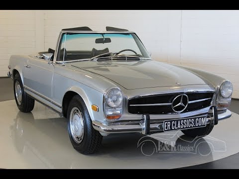 Video of Classic '69 280SL located in Waalwijk Noord Brabant Offered by E & R Classics - MU5M
