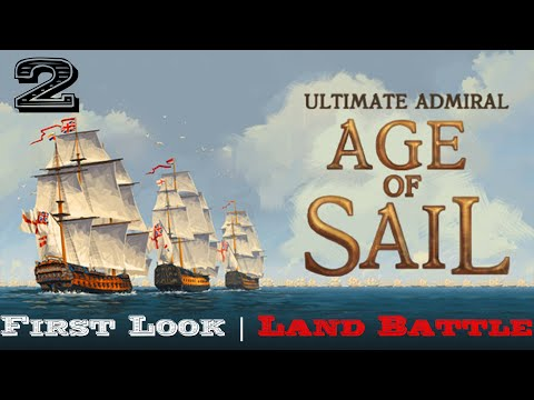 Gameplay de Ultimate Admiral Age of Sail