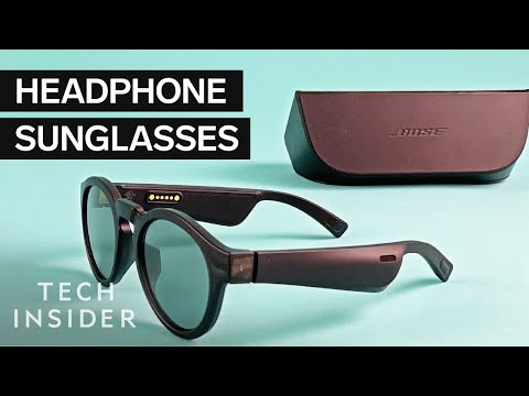 External Review Video iSuBEJfDaGg for Bose Frames (Alto, Rondo) Audio Augmented Reality Sunglasses