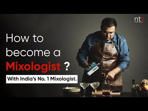 How to Become Mixologist | Nitin Tewari | India's No.1 Bartender | Nothing To Something
