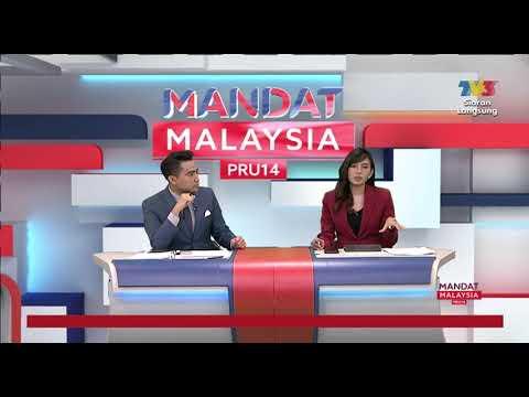 PRU 14 | Mandat Malaysia - Keputusan #PRU14 (Part 2)