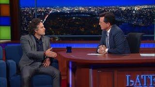 <b>Mark Ruffalo </b>Talks 2016 His New Film And The Catholic Church