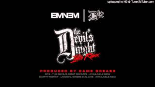 Eminem & D12 - The Devil's Night Intro (Dame Grease Remix 2)