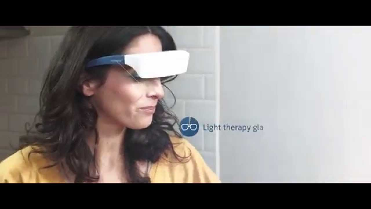 Luminette® // Light Therapy Glasses video thumbnail