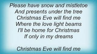 Wynonna Judd - I'll Be Home For Christmas Lyrics