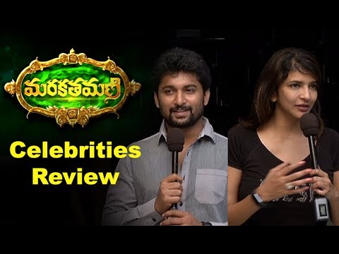 Celebrities Review About Marakathamani