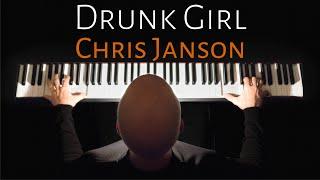 Drunk Girl   Chris Janson (piano cover) [AUDIO ONLY] Scott Willis Piano