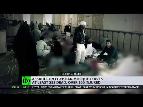 'This is religious war within Islam' – analyst on mosque Sinai attack
