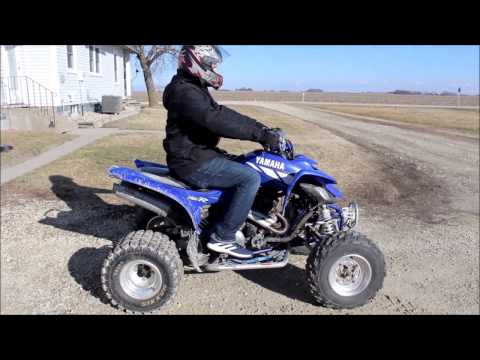 2001 Yamaha Raptor 660r - Full Throttle Reviews