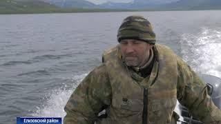 Зимняя рыбалка на начикинском озере