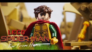 Spider-Man: Far From Home Trailer in LEGO