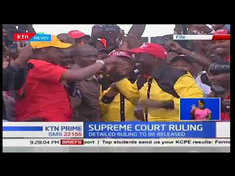Ktn Prime full bulletin 2017/11/21-Robert Mugabe quits
