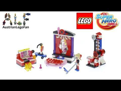 Vidéo LEGO DC Super Hero Girls 41236 : La chambre d'Harley Quinn