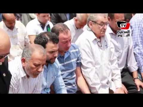 تشييع جثمان حسن الشاذلى من ملعب الترسانة بحضور «إمام» و«الخطيب»