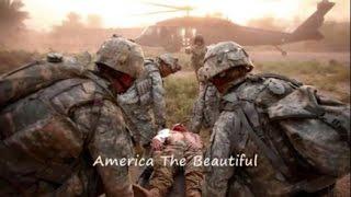 America The Beautiful by Ray Charles Lyrics Veterans Tribute