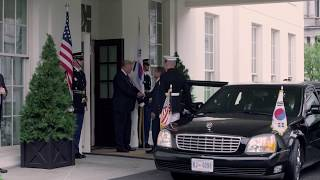 President Trump Welcomes President Moon Jae-in of the Republic of Korea to the White House