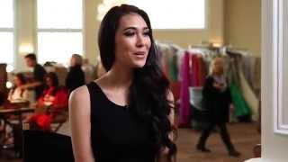 Pimbongkod Chankaew Thailand Miss Universe 2014 Official Interview
