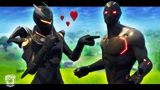 OBLIVION FALLS IN LOVE WITH OMEGA?! (A Fortnite Short Film)