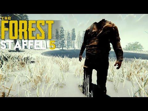 WÄRMEANZUG & SCHNEEGEBIET! The Forest Hard Survival S5 Folge 20