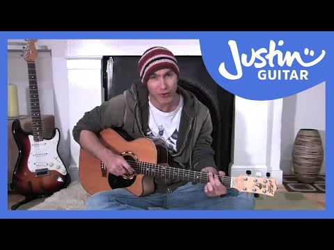 Rhythm Guitar Basics 4 - Stage 6 Guitar Lesson - Guitar for Beginners [BC-165]