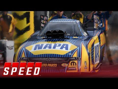 Pro class final highlights from the NHRA Carolina Nationals | 2018 NHRA DRAG RACING