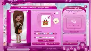 Barbie Girl Style Dress Up - Girl Games