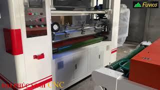 Unbox Dây chuyền phủ Acrylic và PVC hiện đại nhất 2021