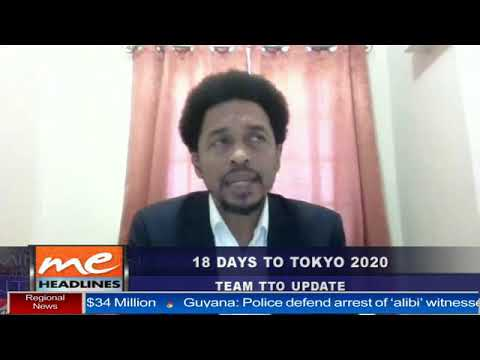 TEAM TTO MOMENTS TO SAVOUR - 18 DAYS TO TOKYO 2020 - 5TH ...