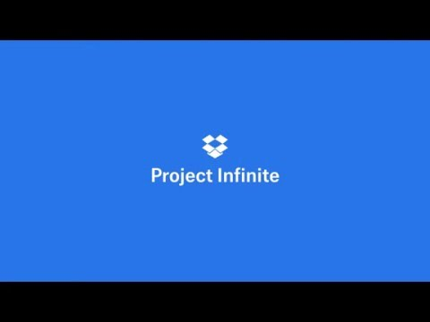 Dropbox's Project Infinite Lets You Sync All Your Cloud Files Onto Your Desktop
