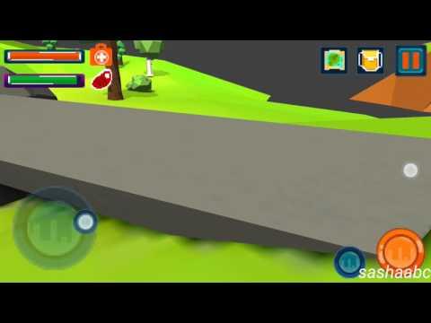 island survival craft 3d обзор игры андроид game rewiew android