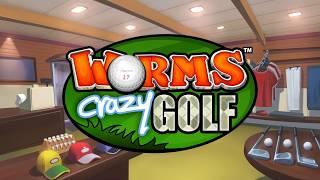VideoImage1 Worms Crazy Golf
