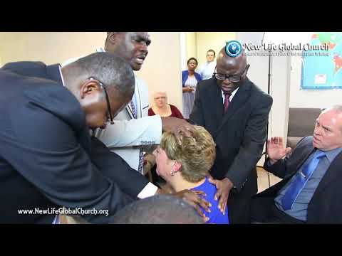 2017-11-05 - Pastor Emmanuel Echidime Ordination Ceremony