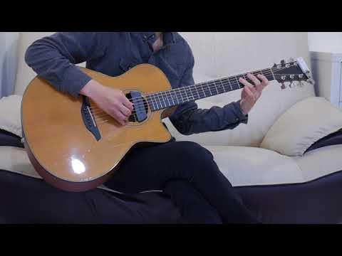 任然 - 疑心病 (acoustic guitar solo)