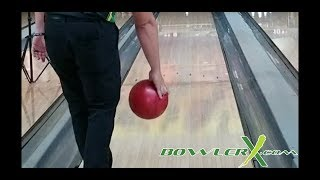 how to curve/hook a bowling ball for beginners | Even if you dont have your own ball