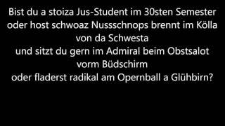 Pizzera & Jaus   Eine Ins Leben   Lyrics