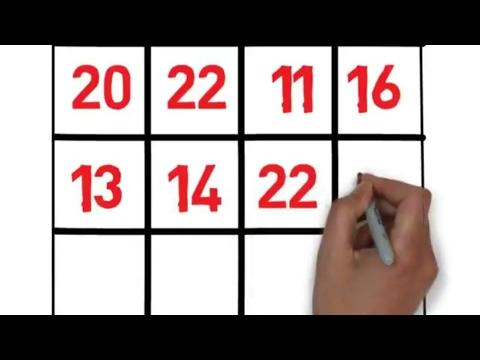 Magic Square 4x4 tutorial - смотреть онлайн на Hah Life