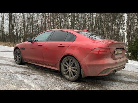 Взял Jaguar XE - хорошо идёт по Russia