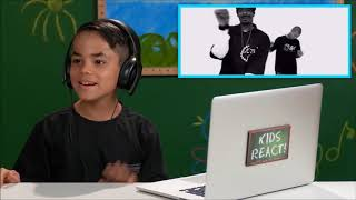 Kid React To Snoop Dogg But It's Cringe