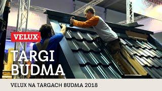 VELUX na Targach Budma 2018