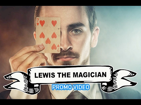 Lewis the Magician Video