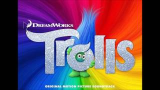 Trolls - Cast - Move Your Feet / D.A.N.C.E / It's A Sunshine Day (Audio)