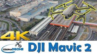 4K DJI Mavic 2 - Daytime Video Sample   colunaDRONE