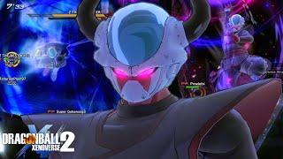 Becoming The RAID BOSS! 5v1 Crystal Raid Boss! Dragon Ball Xenoverse 2 DLC 8