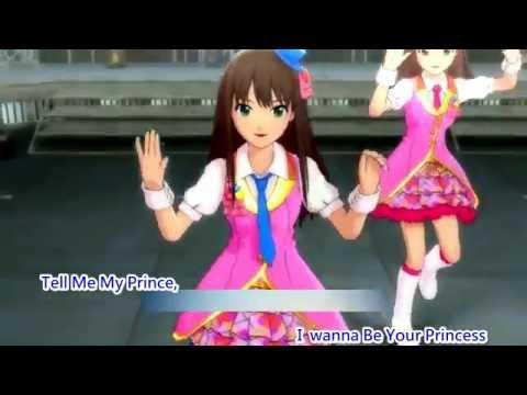 [アイドルマスター] Princess Bride -KOTOKO (feat.シンデレラガールズ)  [カラオケ字幕] IM@S