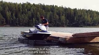 How to use Jet Ski Dock?