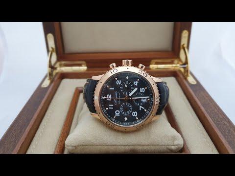 Как использовать Fly-Back хронограф и обзор часов Breguet 3810?