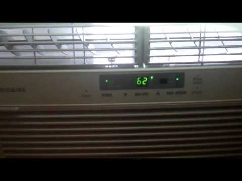 Frigidaire LRA087AT7 8,000 btu Air Conditioner Review