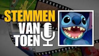 De Nederlandse stemacteur van 'Stitch'